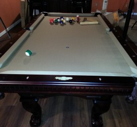 Captivating C.L. Bailey Pool Table