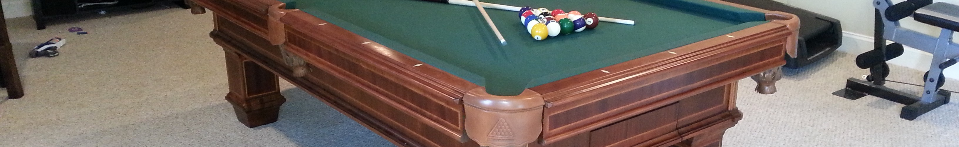 Perfect Pool Table Moving.