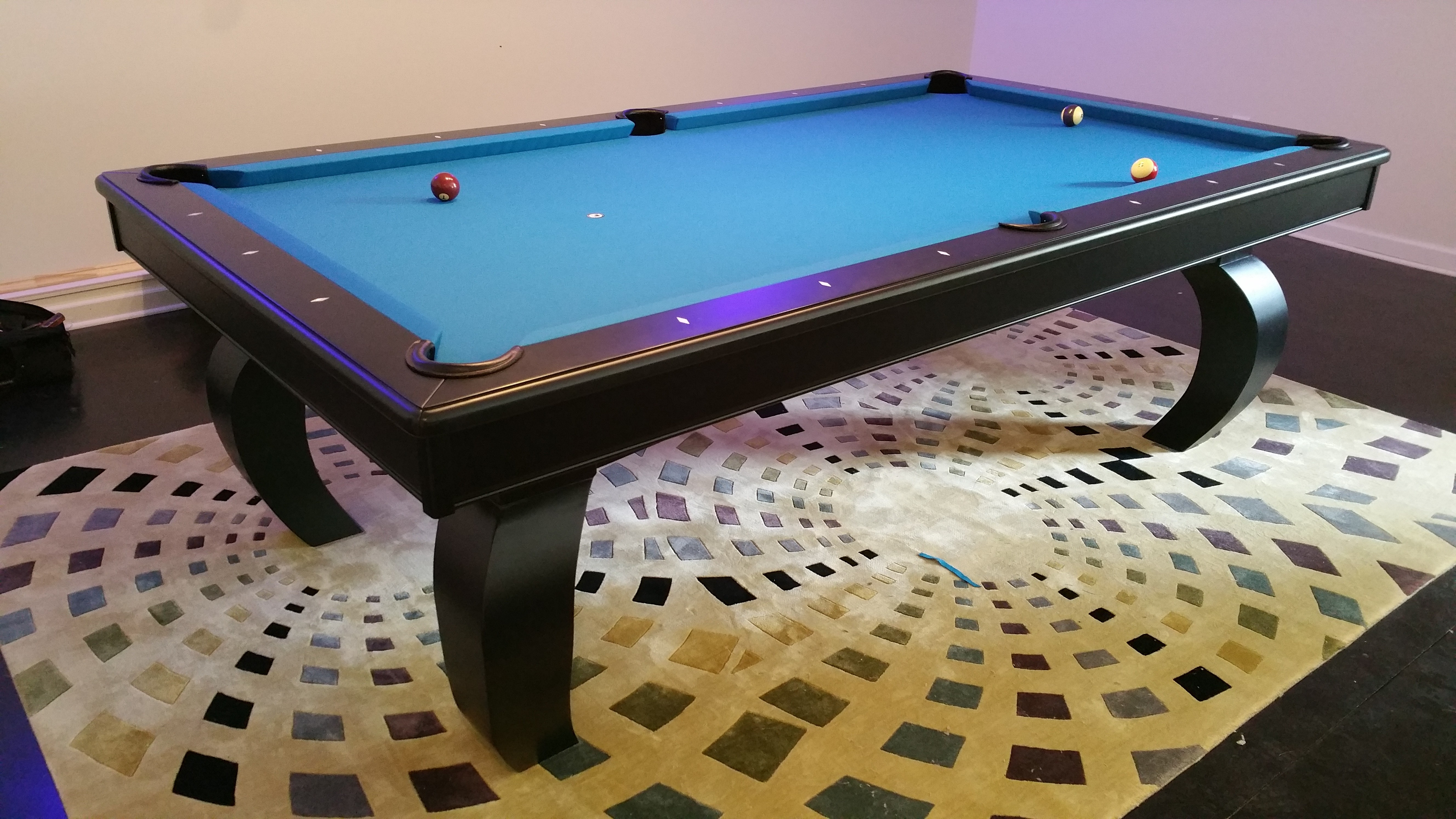 Excellent Pool Table Chalkboard WK Advancedmassagebysara - Ideal room size for pool table